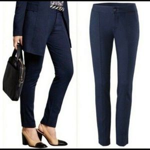 Cabi Capote Trousers Navy Blue Skinny 5073 Sz 2
